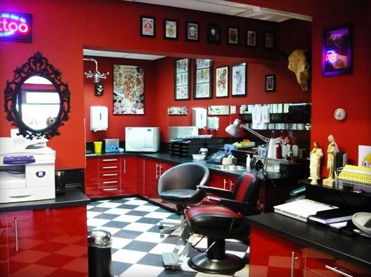 escoger estudio de tatuajes y artista