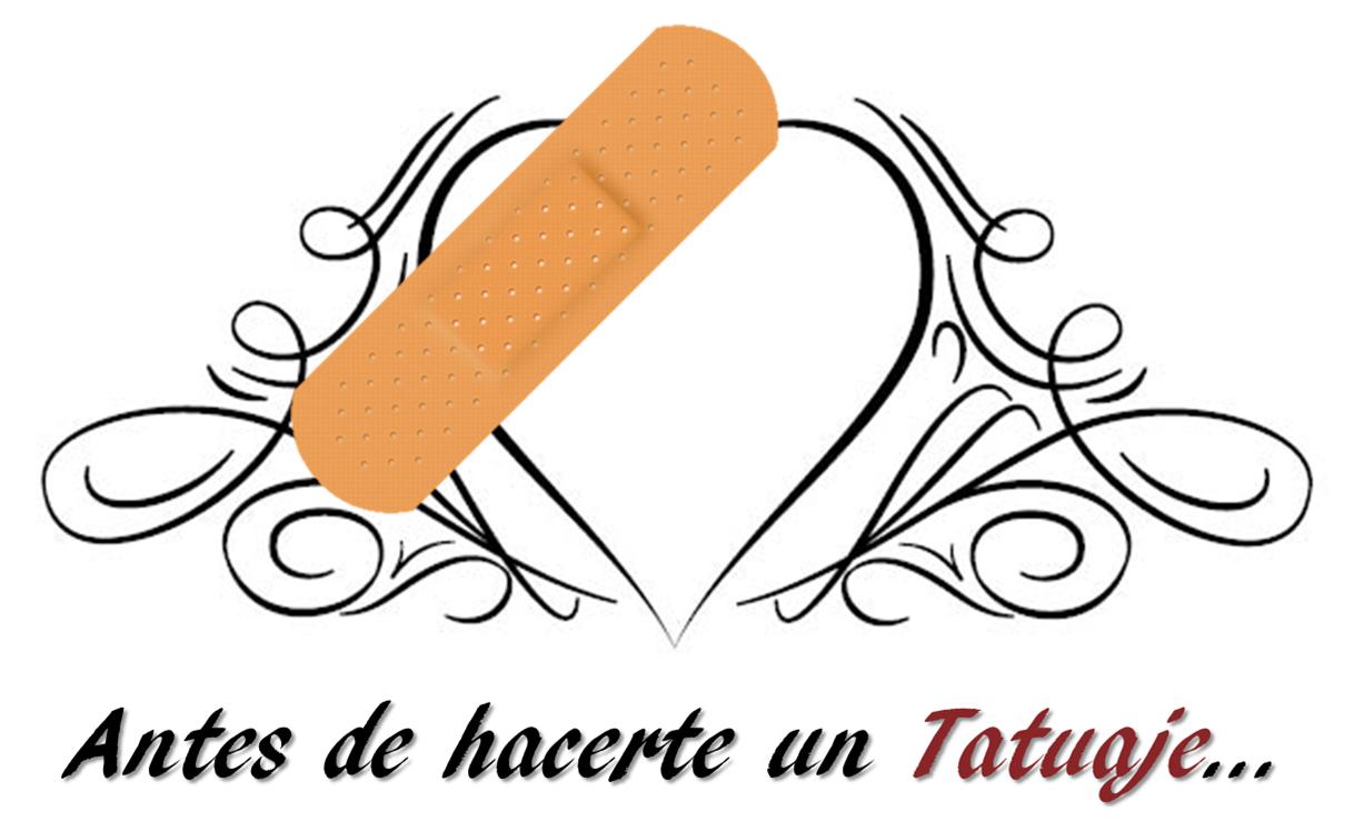 antes tatuaje