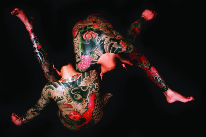 Los significados de los tatuajes japoneses